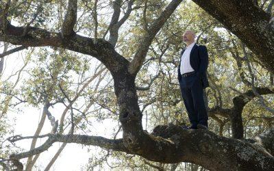 Entrevista del escritor Diego Osorno al Tirso Esteve Morlán